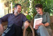 Dr. Gual con Dra. Yahne